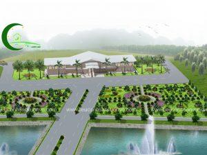 Thiết kế thi công Sân vườn