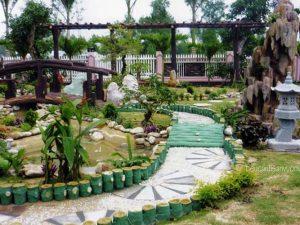 Hồ cá koi sân vườn 3