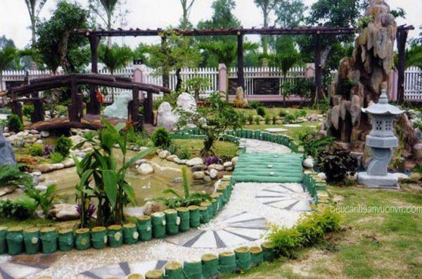Sân vườn việt 2